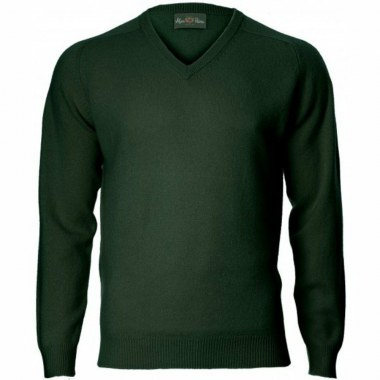Browse our Alan Paine Men's Knitwear