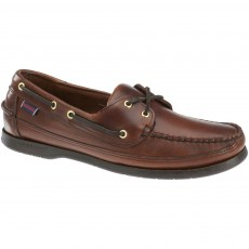 Sebago Mens - Schooner - Brown Gum - (7000GD0-925)