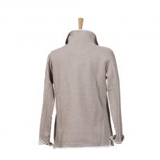 Coastal Blue - Seaspray Sweatshirt - Taupe/Ecru