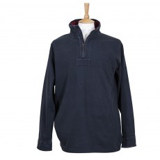 Coastal Blue - Wilderness Sweatshirt - Washed Navy