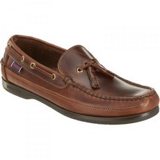 Sebago Mens - Ketch - Brown Oiled Waxy - (70003J0-925)