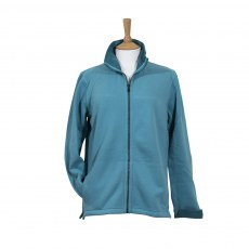 Coastal Blue - Boardwalk Full Zip Sweatshirt - Pagoda Blue