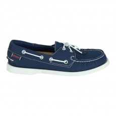 Sebago Ladies - Docksides Ariaprene - Navy