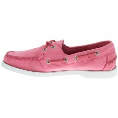 Sebago Ladies - Docksides - Light Pink Nubuck