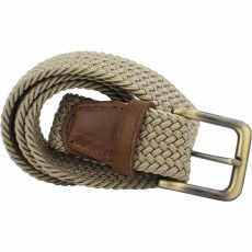 Stretch Belt - Biscuit