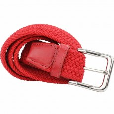 Stretch Belt - Red