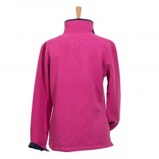 Coastal Blue - Seaspray II Sweatshirt - Cerise/Navy