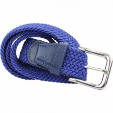 Stretch Belt - Cobalt Blue
