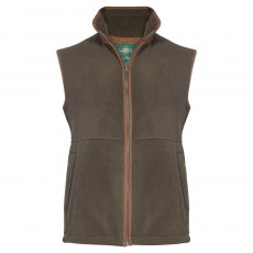 Alan Paine - Mens Aylsham Fleece - Green