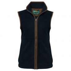 Alan Paine - Ladies Aylsham Fleece - Dark Navy