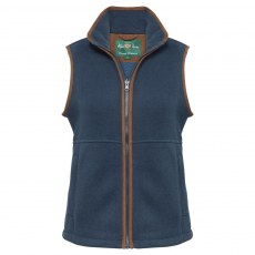 Alan Paine - Ladies Aylsham Fleece - Blue Steel