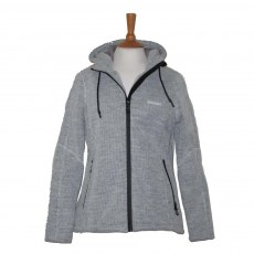 Sebago Ladies - Windproof and Waterproof Fleece Jacket - Grey Marl