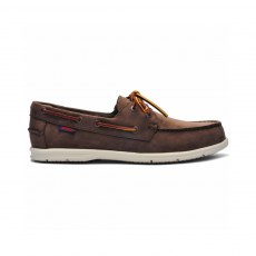 Sebago Mens - Naples Nubuck - Dark Brown - (7000HK0-901)