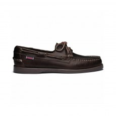 Sebago Mens - Docksides Portland - Dark Brown Gum - (70000G0-930)