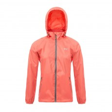 Mac - In  - A - Sac - Waterproof Unisex Jacket - Coral
