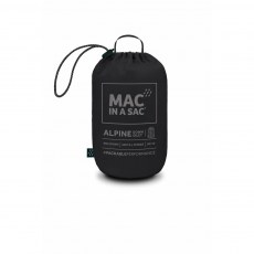 Mac in a Sac Alpine Mens Down Gilet - Black