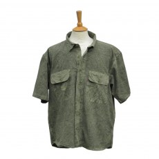 Deal Clothing - Short Sleeve Classic Shirt - Cracked - (AS101CW)