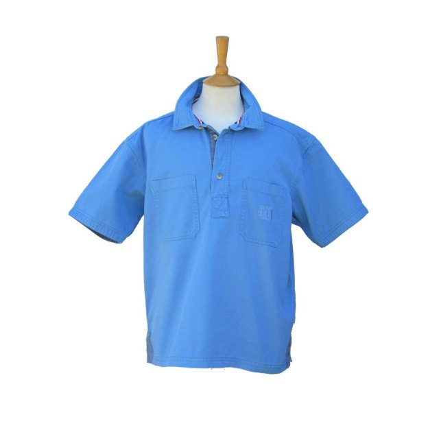 AS113-Nautical Shirt-Salmon