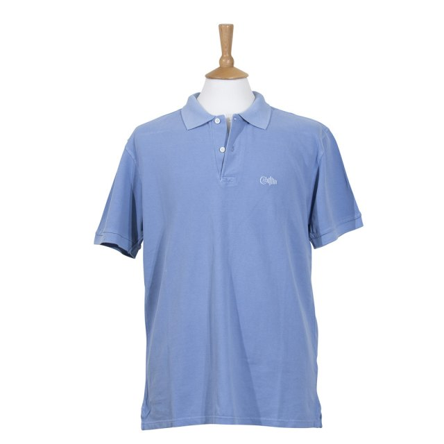 Coastal Blue Clothing Men - Offers Coastal Blue - Classic Pique Polo - Sky