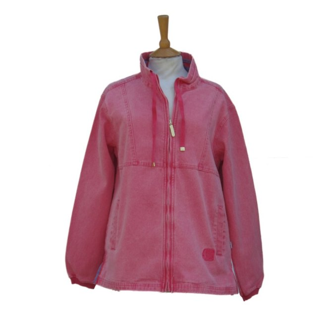 AS47 - Ladies Full Zip Jacket - Denim