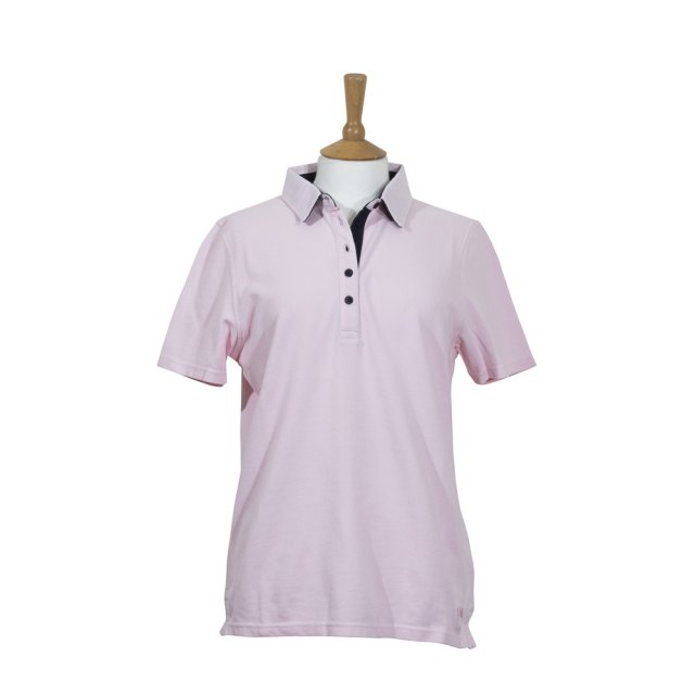 Coastal Blue - Strand Polo - Pink