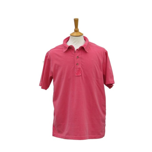 AS205-Deal Clothing-Mens Polo-Charcoal
