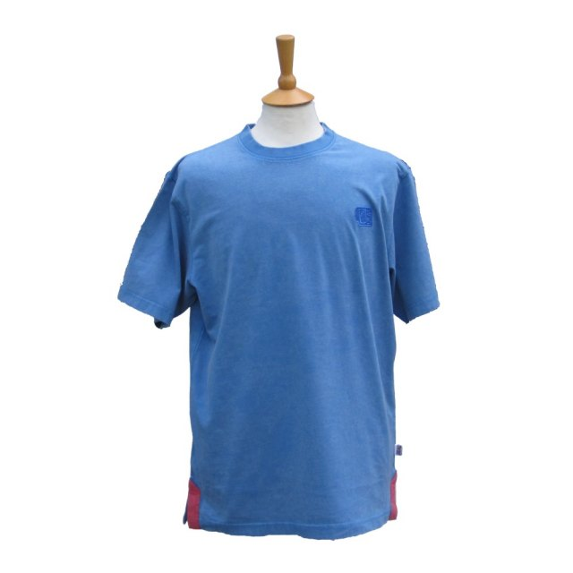AS230-Mens Cotton T-Shirt-Royal-Front