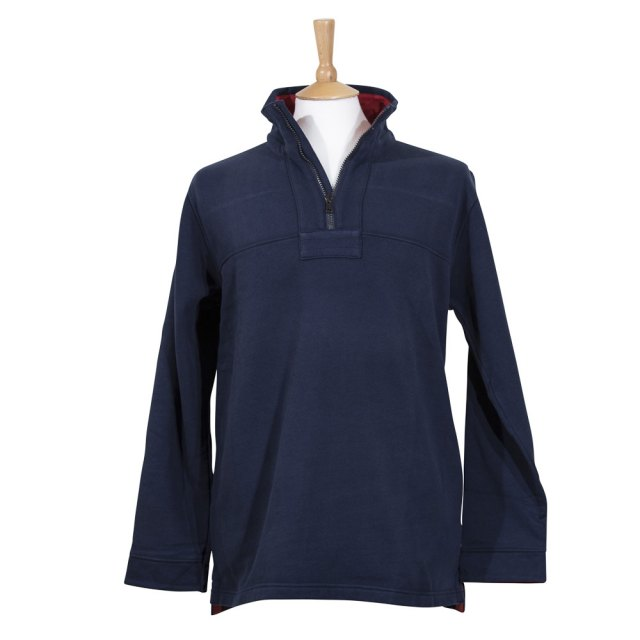 Mens Explorer Sweatshirt - Blue