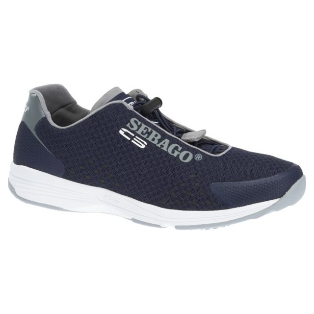 Sebago Sebago Ladies - Cyphon Sea Sport - Navy/Grey