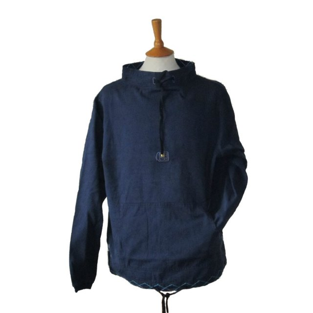 Deal Clothing-AS250-Fishermans Smock-Denim