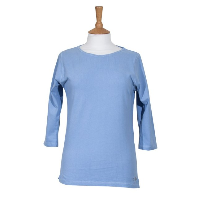 Coastal Blue Clothing Coastal Blue - Wave T-Shirt  - Cerulean Blue