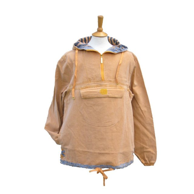 AS260-Deal Clothing-Yacht Smock-Denim-1