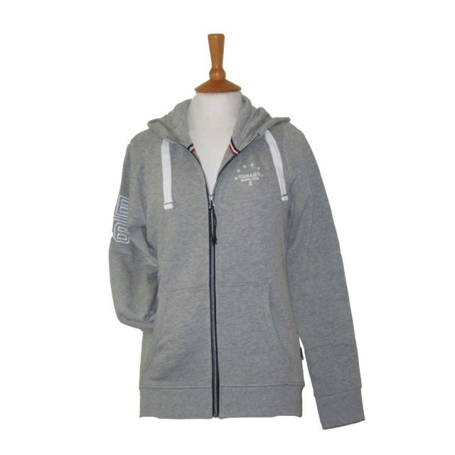 Sebago Clothing Sebago Ladies - Full Zip Hoody Jacket