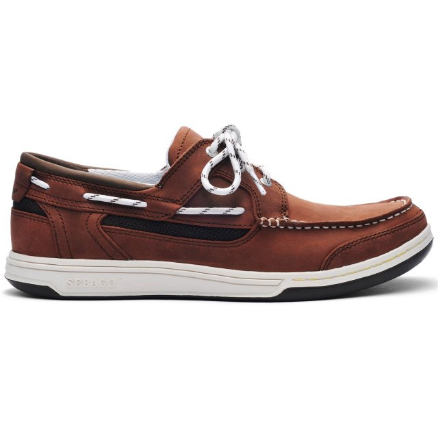 Sebago Sebago Mens -Triton II Three-eye - Brown - (7000GF0-983)