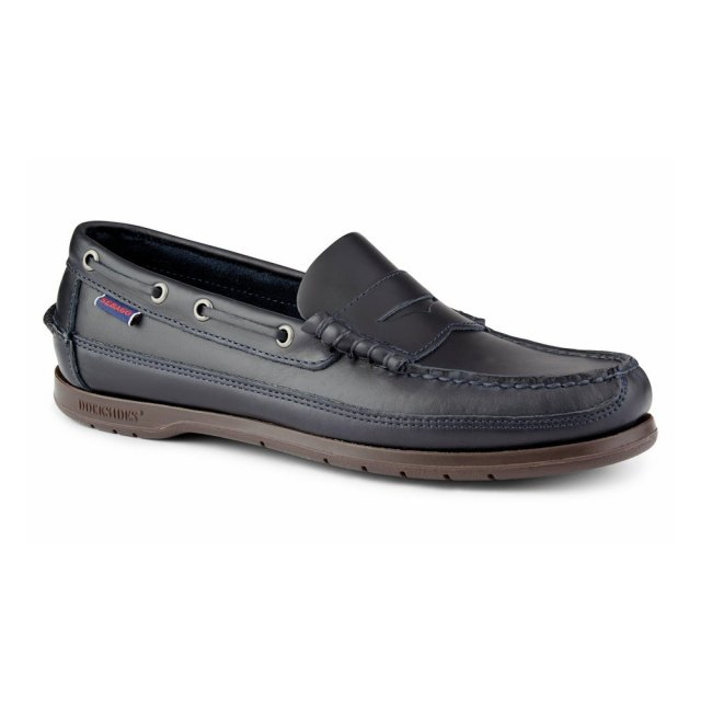 Sebago Mens - Sloop - Blue Navy - (70002B0-978)